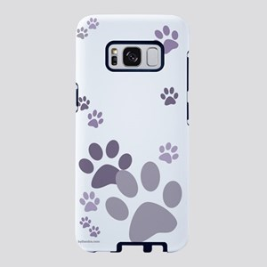 purplepaws Samsung Galaxy S8 Case