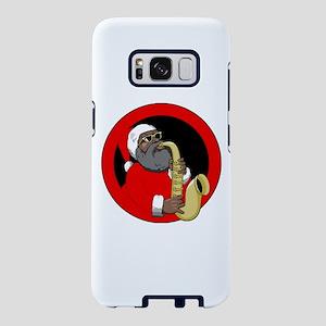 Saxophone Santa Samsung Galaxy S8 Case