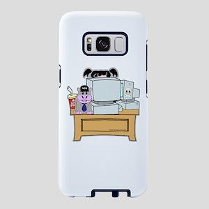 Abby and Bert NCIS Samsung Galaxy S8 Case