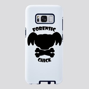Forensic Chick Abby NCIS Samsung Galaxy S8 Case