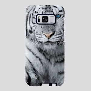 White Tiger Samsung Galaxy S8 Case