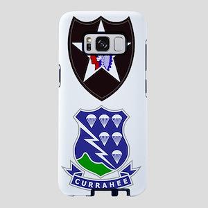 Army-506th-Infantry-Under-2 Samsung Galaxy S8 Case