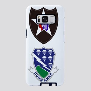 2-Army-506th-Infantry-Under Samsung Galaxy S8 Case