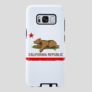 Surfing CA cub Samsung Galaxy S8 Case