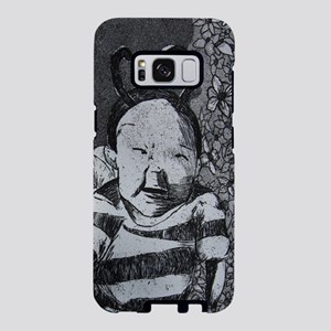 Bee Baby Closeup Samsung Galaxy S8 Case