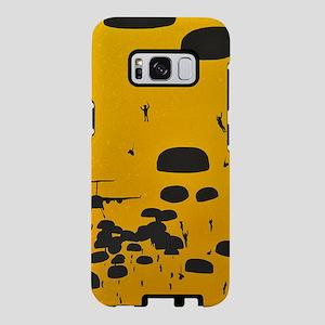 jump company airborne Melis Samsung Galaxy S8 Case