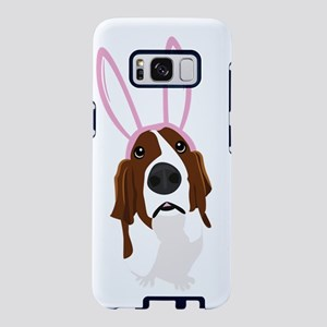 easter_basset_noback Samsung Galaxy S8 Case