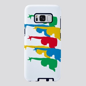 Synchronized Swimming Samsung Galaxy S8 Case