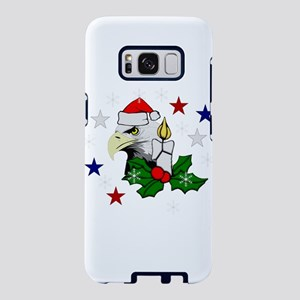 Christmas American Eagle Samsung Galaxy S8 Case