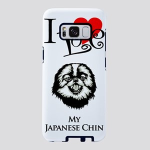 Japanese ChinK Samsung Galaxy S8 Case