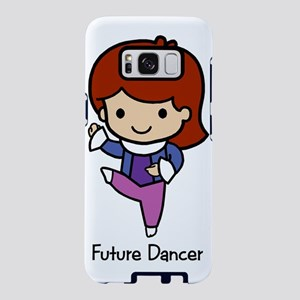 21334013futureballetdancer Samsung Galaxy S8 Case