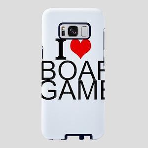 I Love Board Games Samsung Galaxy S8 Case