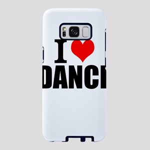 I Love Dance Samsung Galaxy S8 Case