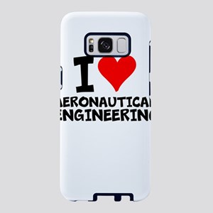I Love Aeronautical Engineering Samsung Galaxy S8