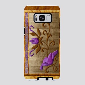 Harvest Moons Zen Embroidery Samsung Galaxy S8 Cas