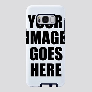 Personalized Samsung Galaxy S8 Case