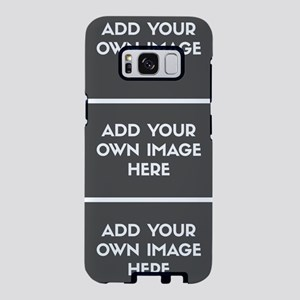 Add Your Own Image Collage Samsung Galaxy S8 Case