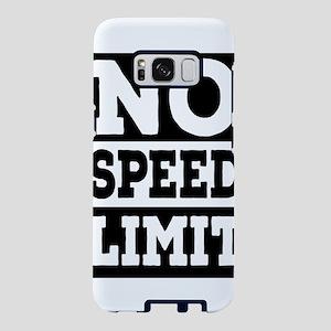 speed limit Samsung Galaxy S8 Case