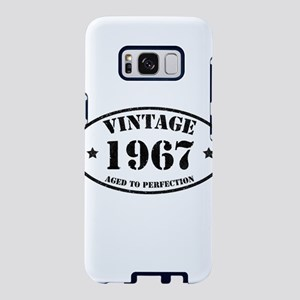 Vintage Aged to Perfection Samsung Galaxy S8 Case