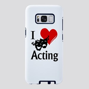 I Heart Acting Samsung Galaxy S8 Case