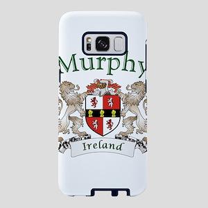 Murphy Irish Coat of Arms Samsung Galaxy S8 Case