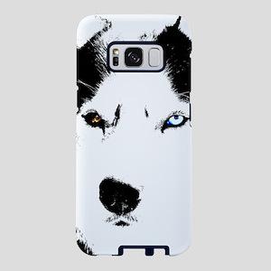 Husky Bi-Eye Husky Malamute Samsung Galaxy S8 Case