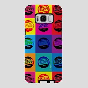 Pepsi Bottle Cap Samsung Galaxy S8 Case