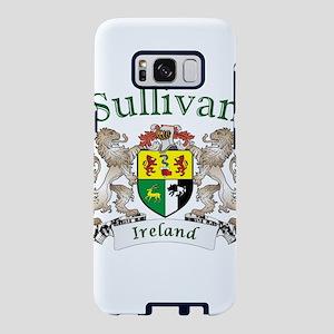 Sullivan Irish Coat of Arms Samsung Galaxy S8 Case