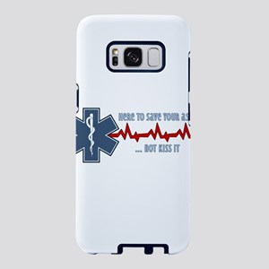 Here to Save Your Ass Samsung Galaxy S8 Case