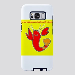Funny Dangerous Situation w Samsung Galaxy S8 Case