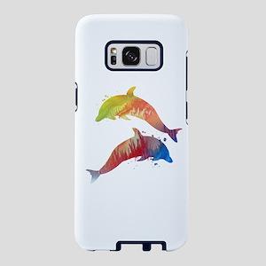 Dolphins Samsung Galaxy S8 Case