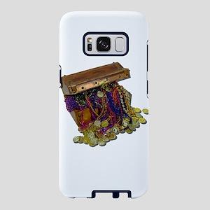 ColorfulPirateTreasureGoldC Samsung Galaxy S8 Case