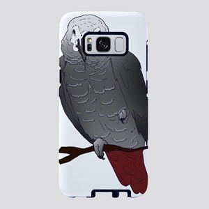 Timneh African Grey Parrot Samsung Galaxy S8 Case