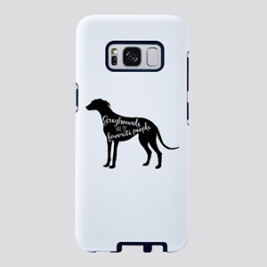 Greyhounds are my favorite Samsung Galaxy S8 Case