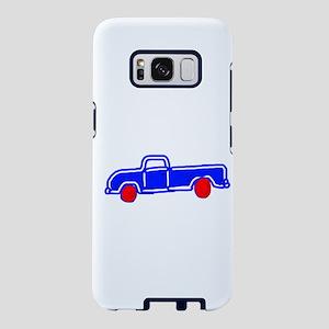 Vintage Pickup Truck Samsung Galaxy S8 Case