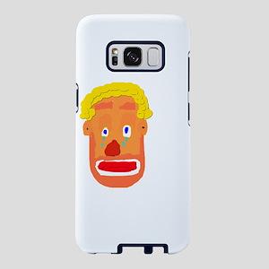 Sad Clown Samsung Galaxy S8 Case