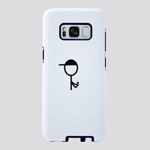stick kid Samsung Galaxy S8 Case