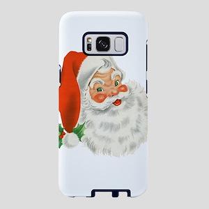 Vintage Santa Samsung Galaxy S8 Case