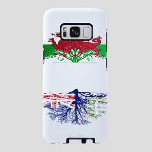 Welsh Grown With Virgin Isl Samsung Galaxy S8 Case