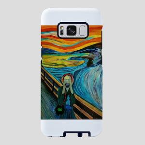 MINDFUL SCREAM Samsung Galaxy S8 Case