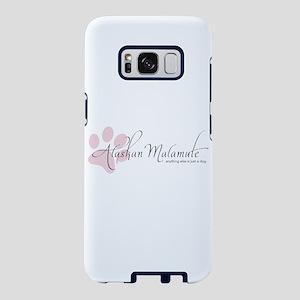 Alaskan Malamute Samsung Galaxy S8 Case