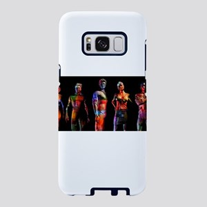 Business People Background Samsung Galaxy S8 Case