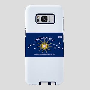 Conch Republic Plate Samsung Galaxy S8 Case