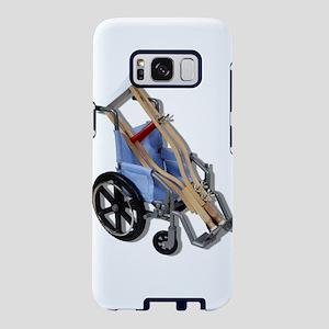CrutchesWheelchair081210.pn Samsung Galaxy S8 Case