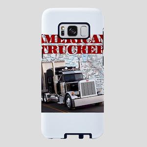 American Trucker Samsung Galaxy S8 Case