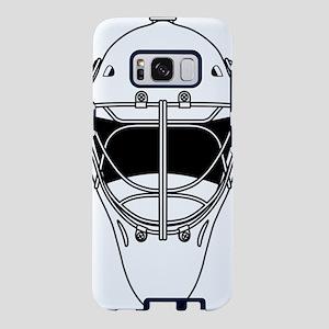 hockey helmet Samsung Galaxy S8 Case