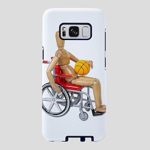 WheelchairBasketball Samsung Galaxy S8 Case