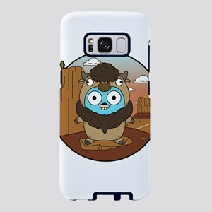 Buffalo Gopher in Desert Samsung Galaxy S8 Case