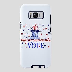 Vote Democratic Samsung Galaxy S8 Case