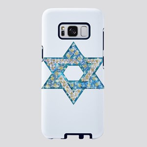 Gems and Sparkles Hanukkah Samsung Galaxy S8 Case